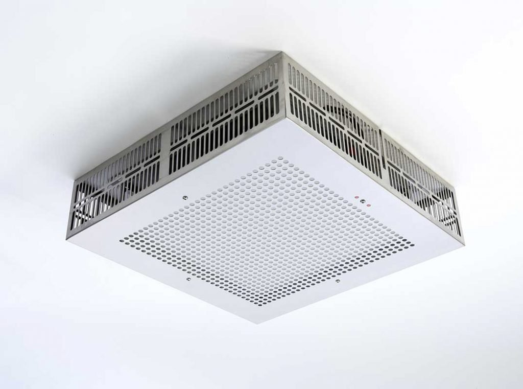 active field technology ceiling unit