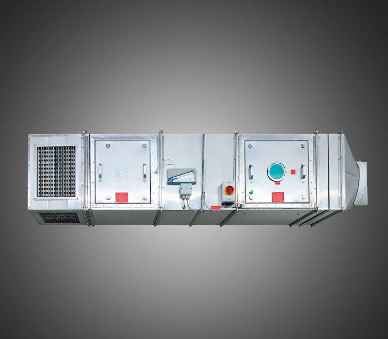 Airstream C UV-C air disinfection unit