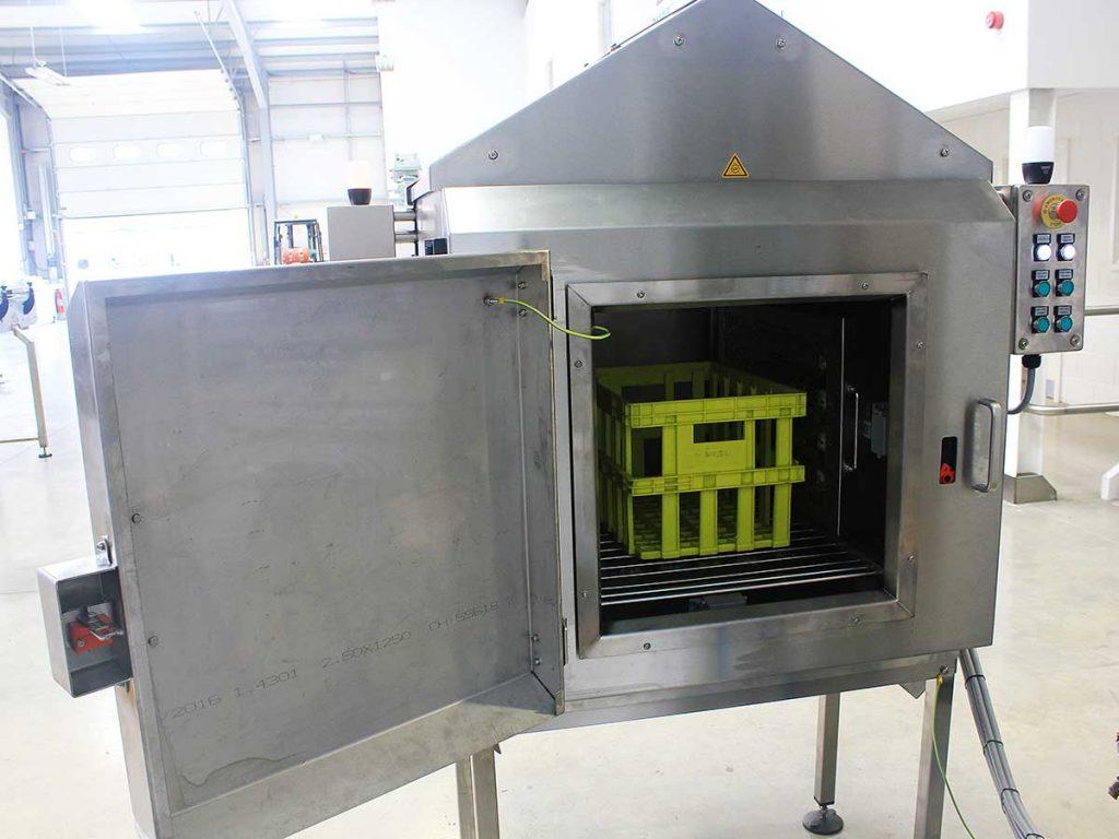 Static, multipurpose Low Risk to High Risk UV-C solution.