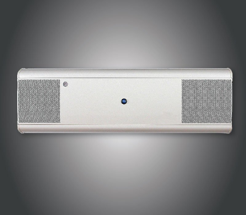 AirCom wall or ceiling mounted UV-C Air decontamination unit