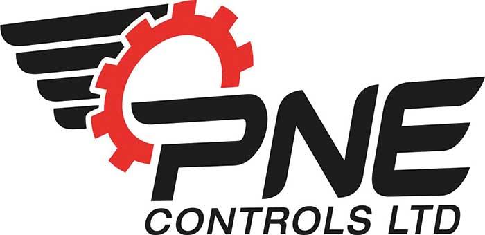 PNE Controls logo