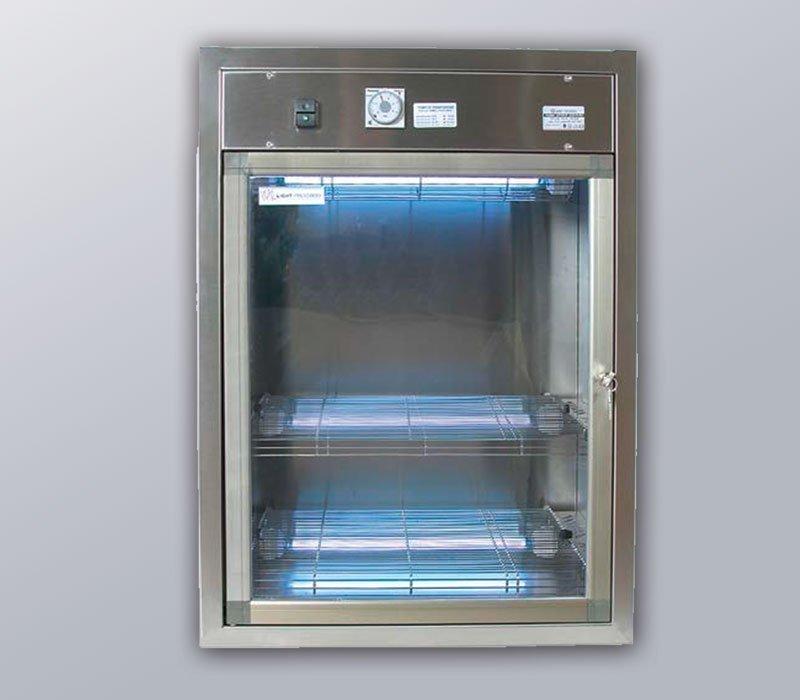 UVT Boxx UV-C decontamination cabinet